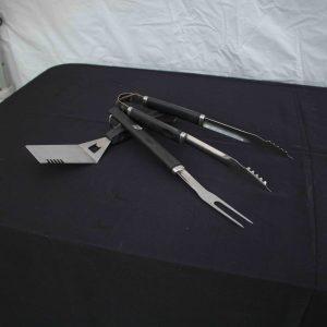 BBQ Tools (3 piece)