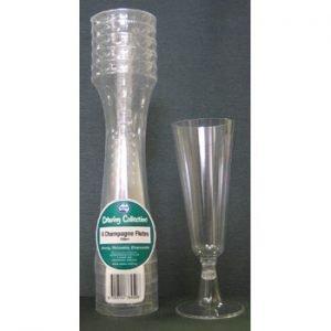 Champagne Plastic 150ml (6)