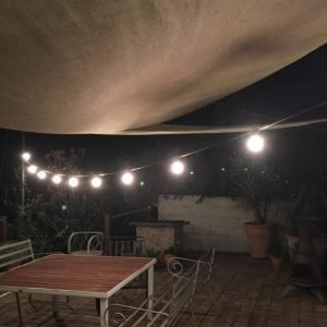 Festoon Lights 20m