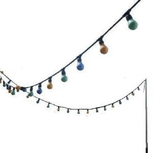 Festoon light stands