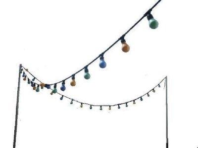 Festoonlightstands