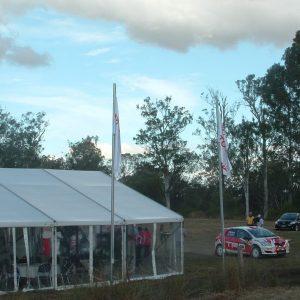 Flag Poles 5.5m