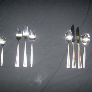 Forks- Dessert, Table