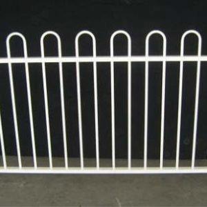 Metal Fence Panel- (Pool Type)