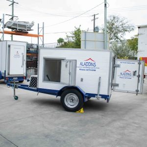 Mobile Cold-Room (low profile)