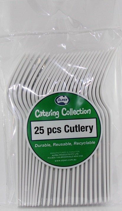 PlasticFork(Pack25)Superior