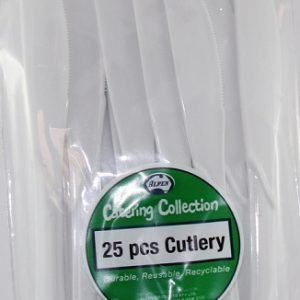 Plastic Knives (Pack 25) Superior