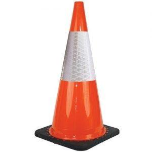 Safety Cone 450mm Orange