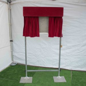 Unveiling Curtain