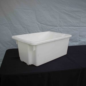 Drink Tub White 52 litre
