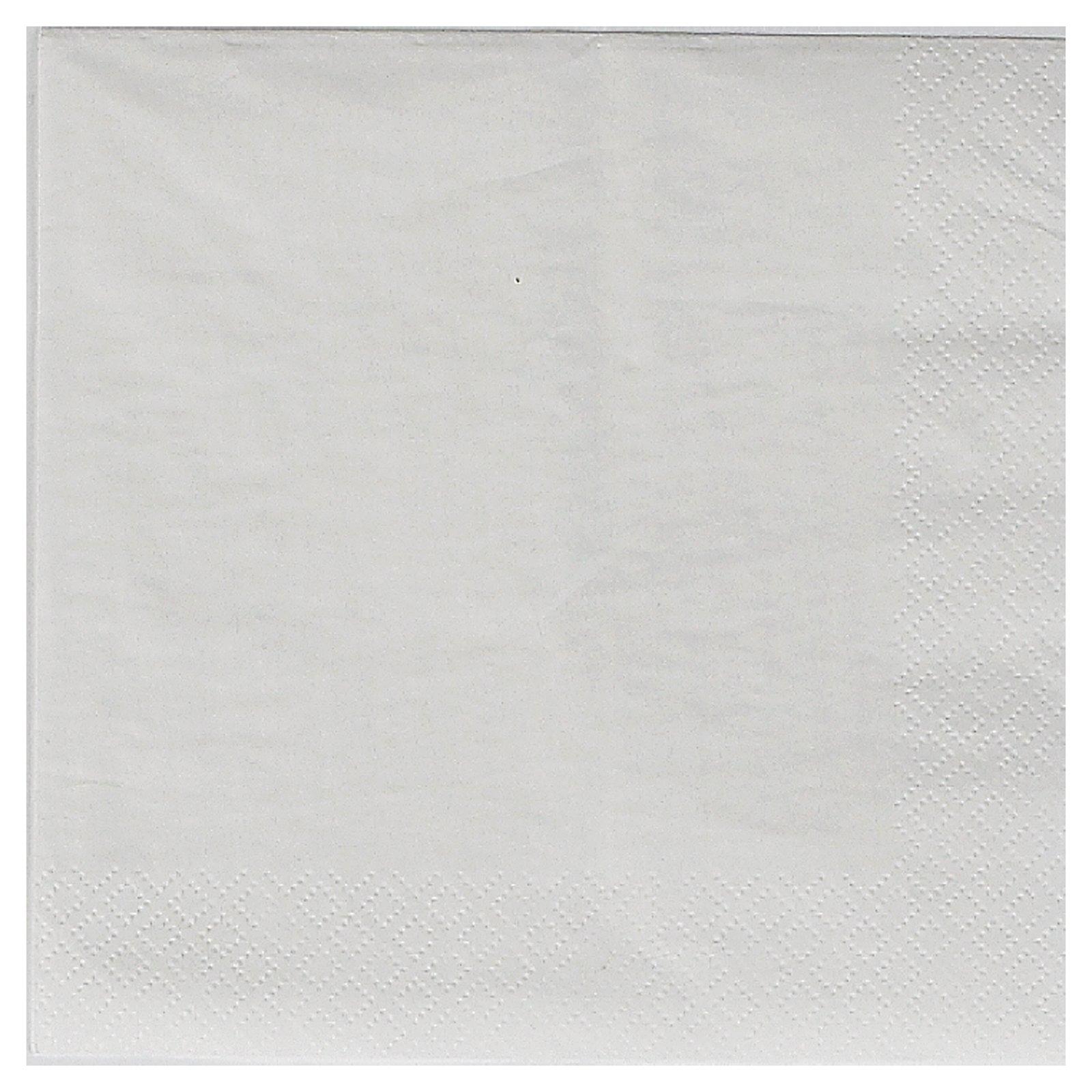 White2ply(50)ServietteLuncheon