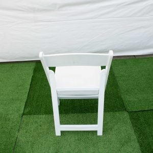 Folding Chair Americana White