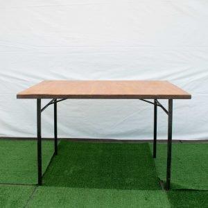 Rectangular table 1.2m x 0.75m