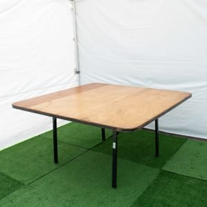 Square Table 1.5m