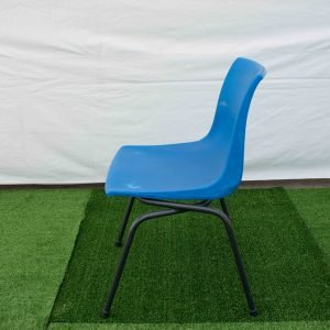 Stacking Chair Blue