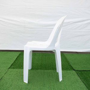 Stacking Chair White