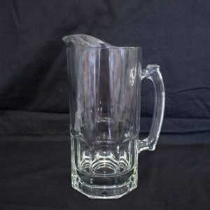 Jug Glass Water – (1 litre)