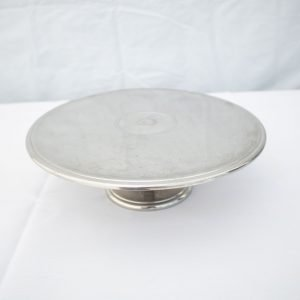 Cake Stands-Stainless Steel