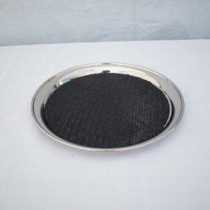 Drink Tray- Round S/Steel