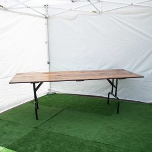 Rectangular Heritage Look Table 2.4m x 1m