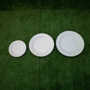 Standard Plates- Entree Oval (228mm)