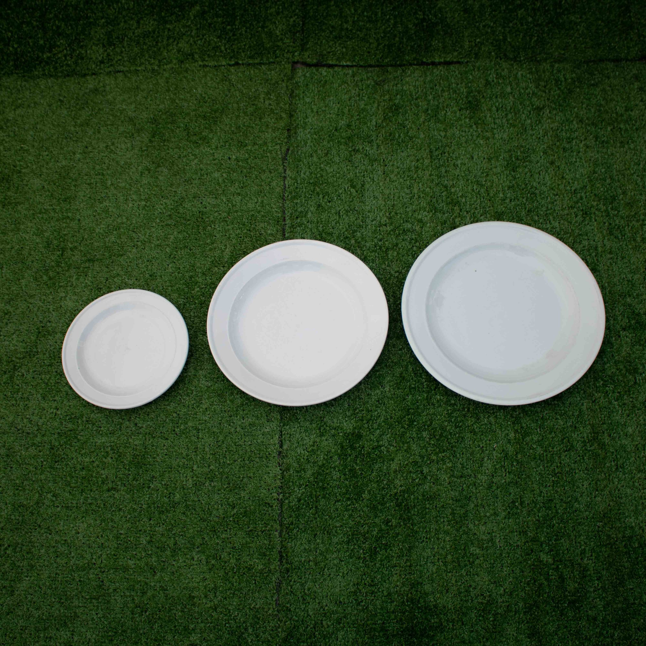 Standard Plate range