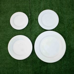 Bistro Bread & Butter Plate 165mm – 6.5″