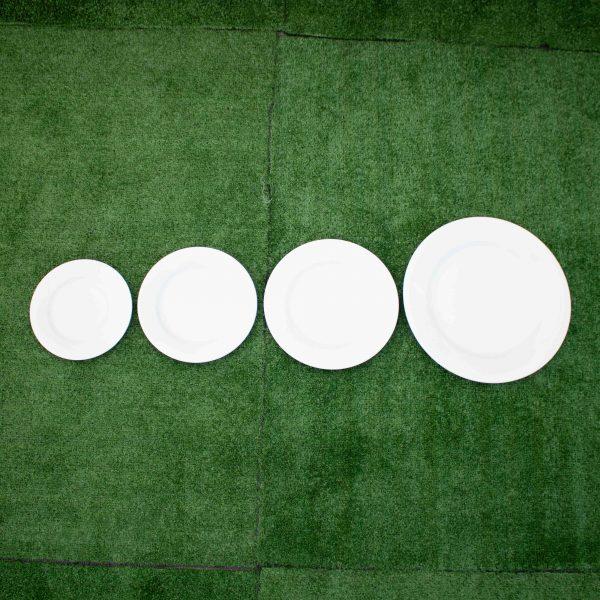 Bistro plate range