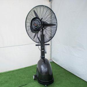Fan Misting