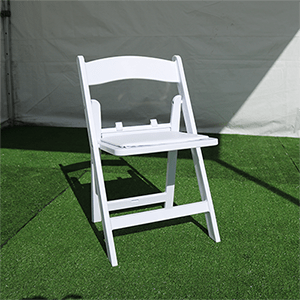 Folding Chair KIDS Americana White
